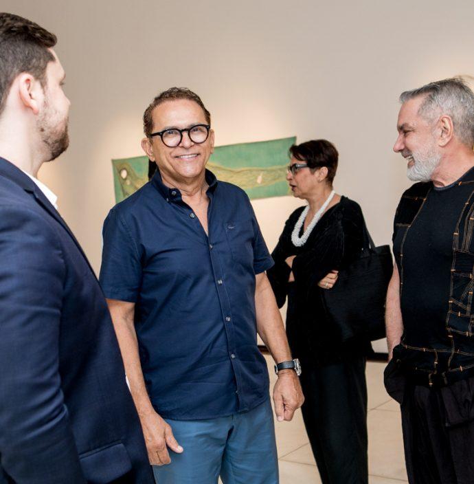 Victor Perlingeiro, Rossine Esmeraldo E Lino Villaventura