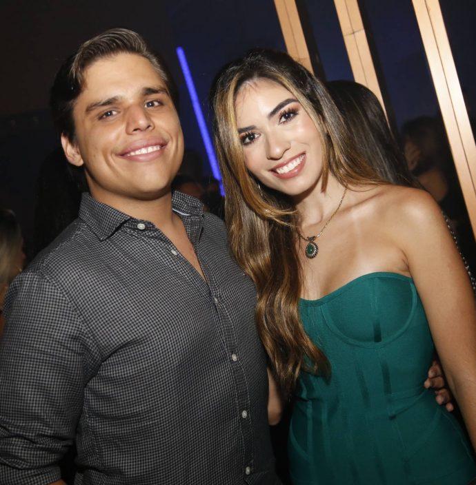 Victor Vieira E Nathalia Alencar