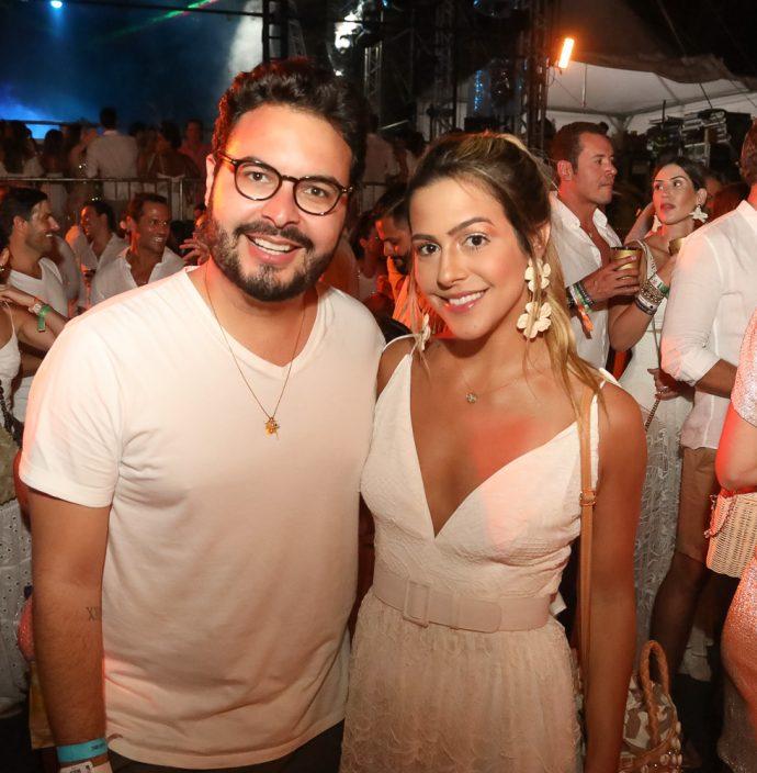 Vini Machado E Fernanda Branda O