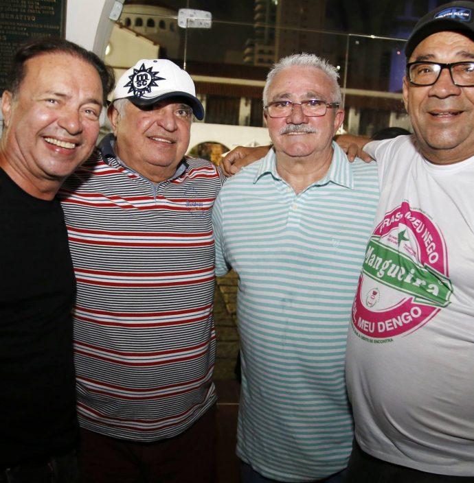 Werner Rolim, Menino Camurca, Alcimor Rocha E Bira Monteiro