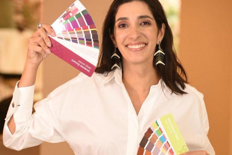 Catarina Cavalcante explica a importância da Colorimetria Pessoal