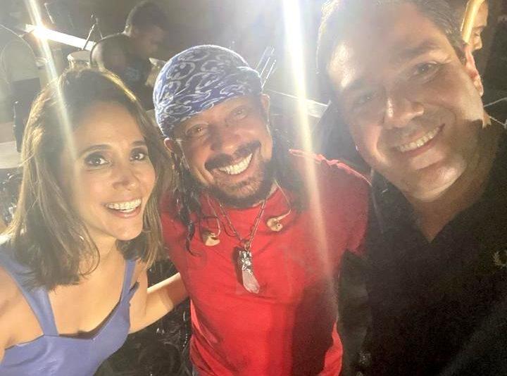 Aracati deu start na folia de Carnaval, durante o fim de semana, com show de Bell Marques