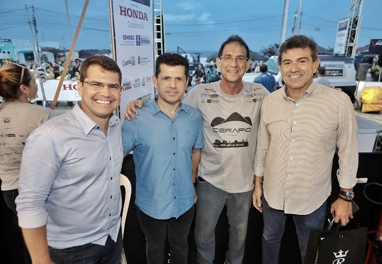 Rally Cerapió 2020 tem largada na capital cearense