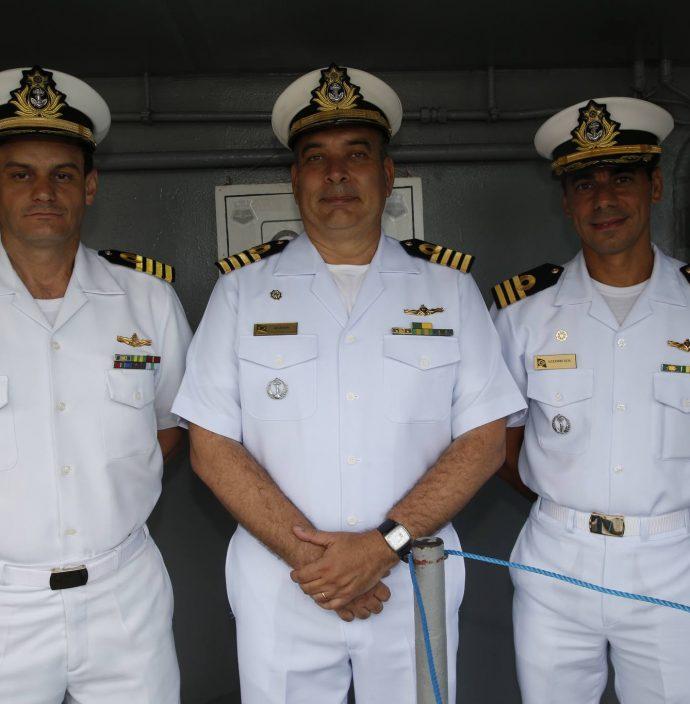 Wilson Conti, Madson Cardoso E Alexandre Silva