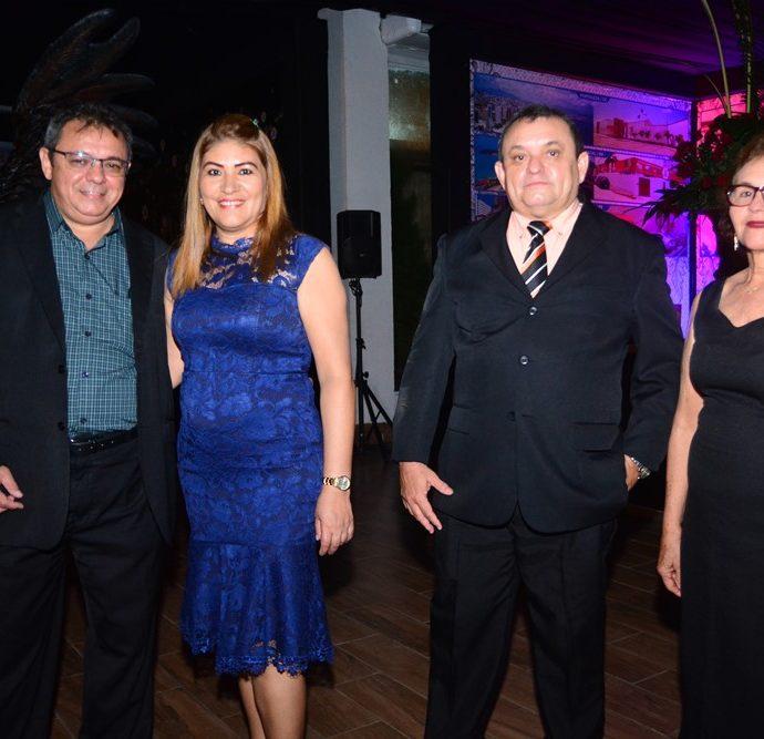 Wilson E Élica Gonçalves, Gilson Gonçalves E Margarida Barbosa