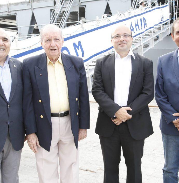 Wilton Daer, Rubens Studart, Alan Ramos E Valdir Sampaio