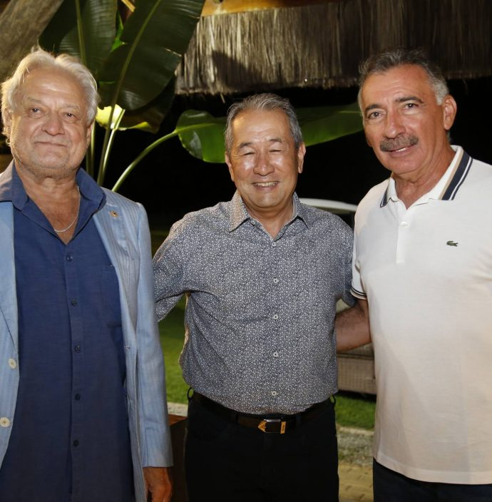 Wolfgang Kreissl, Vandocy Romero E Artur Bruno 1