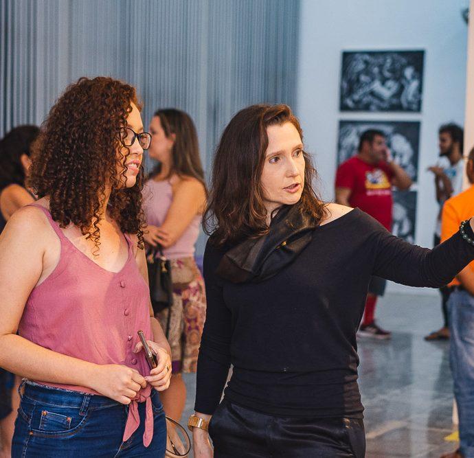 Yasmin Ferreira E Andrea Dallolio