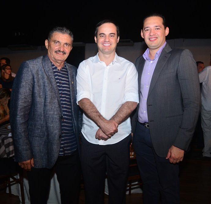 Zier Férrer, Capitão Wagner E Danniel Oliveira