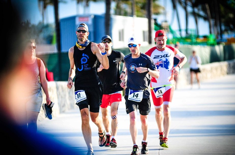 World Marathon Challenge passará pela primeira vez por Fortaleza