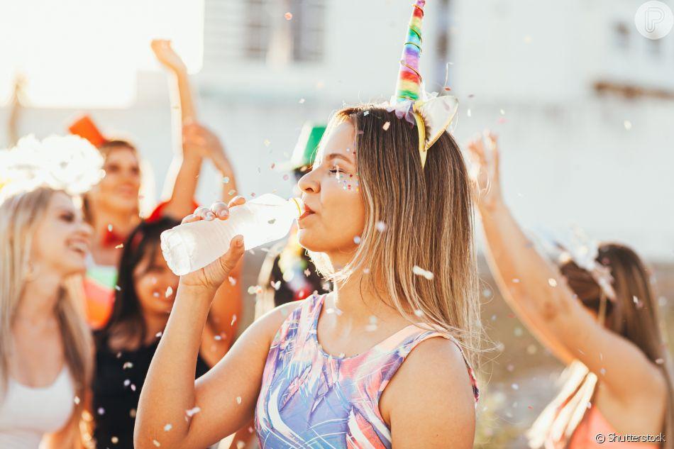 Confira as dicas para manter a saúde e o pique durante a folia de Carnaval
