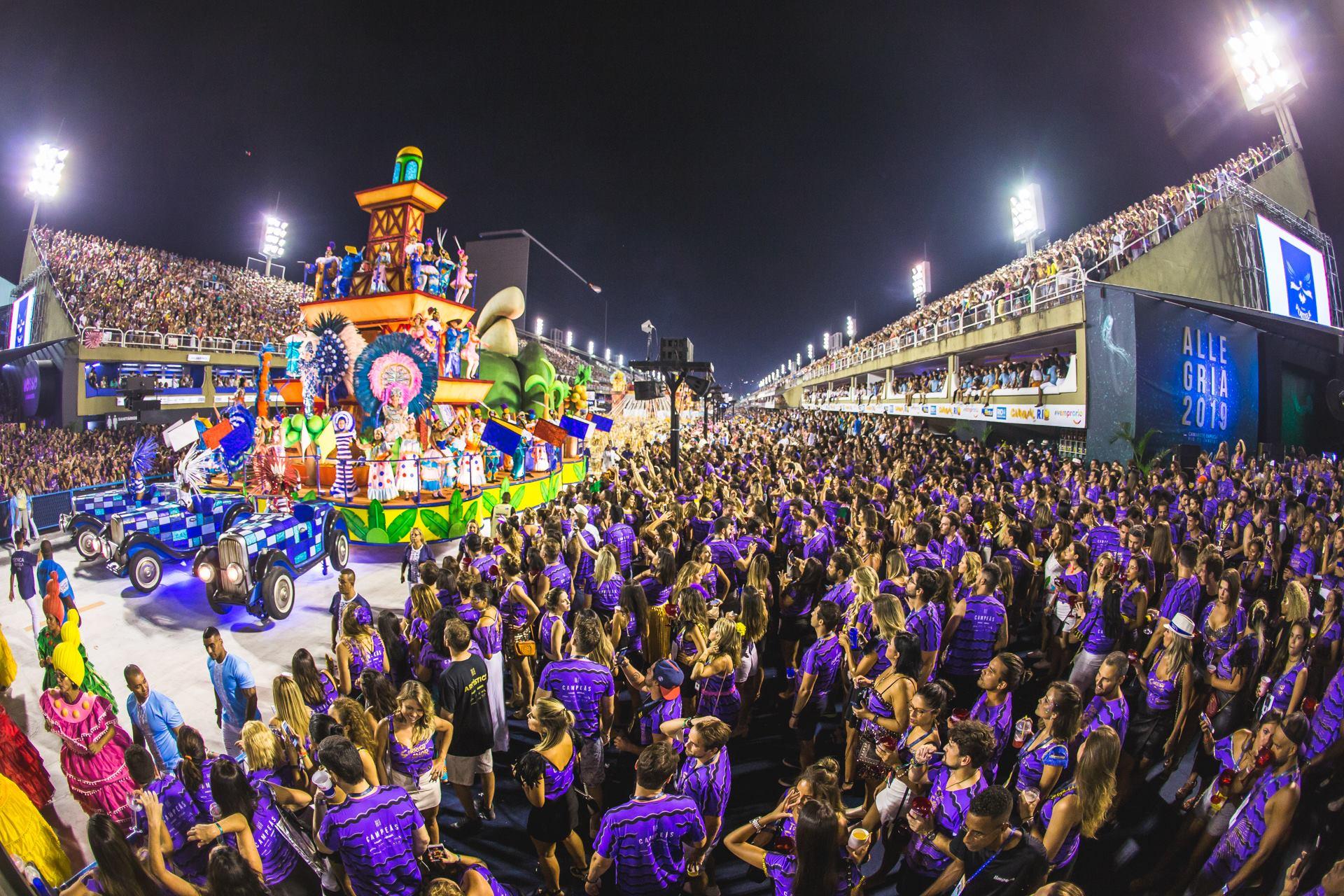 Confira quais são os camarotes mais badalados do Rio de Janeiro e São Paulo