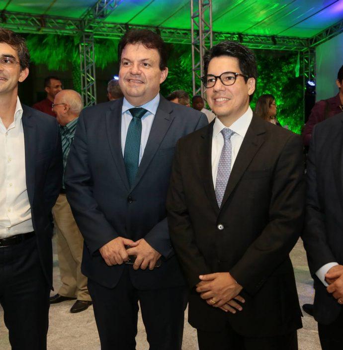 Adriano Hulant, Fernando Ferrer, Andrey Aguiar E Placido Filho