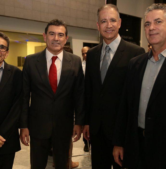 Airton Goncalves, Alexandre Pereira, Regis Medeiros E Ricardo Sales