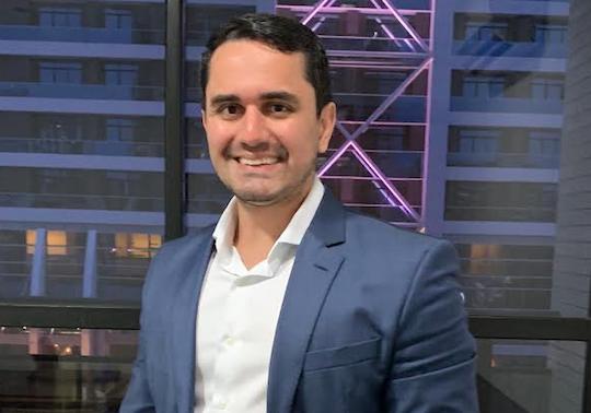 José Alcy Pinheiro Neto é o novo presidente do PSL Fortaleza