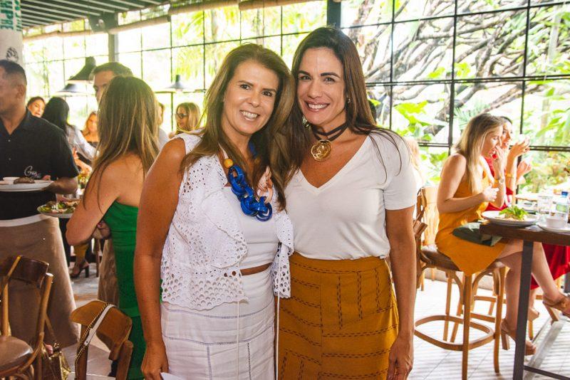 South Africa - Maria Lúcia Negrão apresenta a nova coleção da Lenita durante almoço no Giz