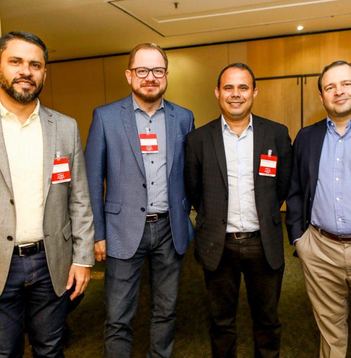 Alexandre Medina, Marcus Soares, Flavio Tomaz E Igor Barroso