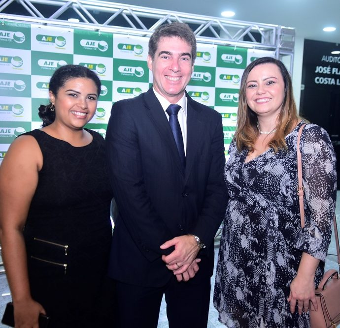 Alexsandra Oliveira, Fred Menezes, Jamile Guimarães