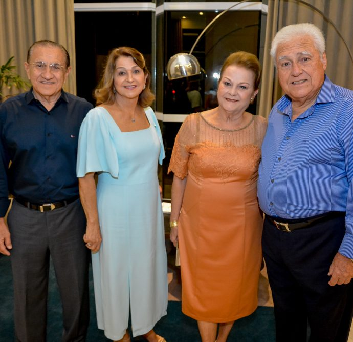 Alfredo E Teresa Costa, Helena E Waldir Diogo