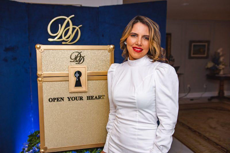 Open Your Heart - Em noite de puro brilho, Ana Carolina Fontenele apresenta a nova coleção da Diamond Design