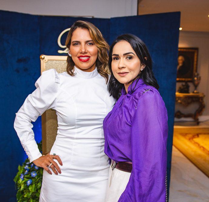 Ana Carolina Fontenele E Katia Targyno