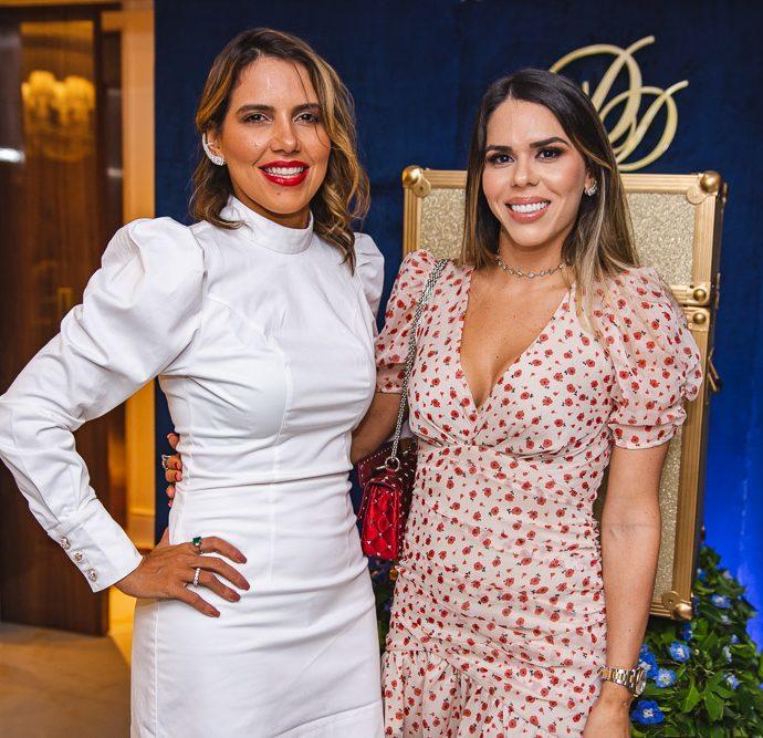Ana Carolina Fontenele E Patricia Gurgel