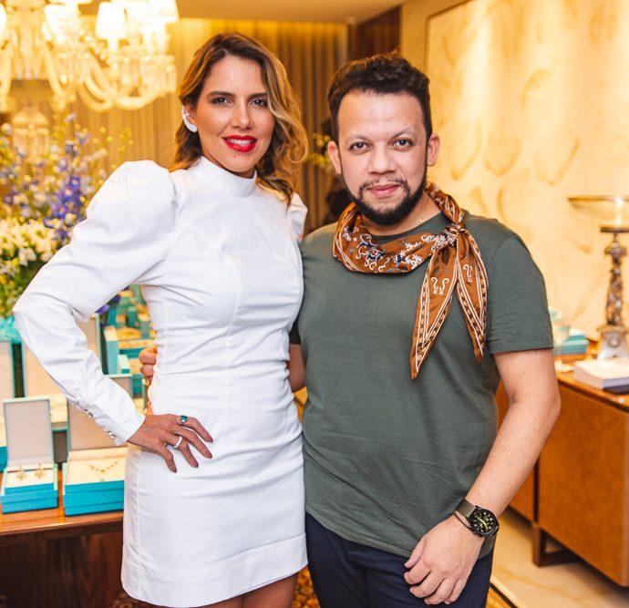 Ana Carolina Fontenele E Roberto Alves