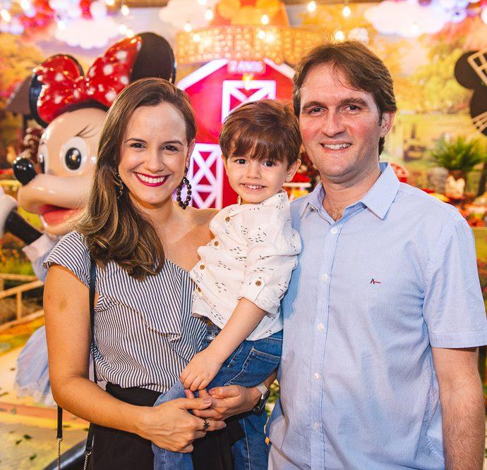 Ana Carolina, Roberto Neto E Roberto Junior