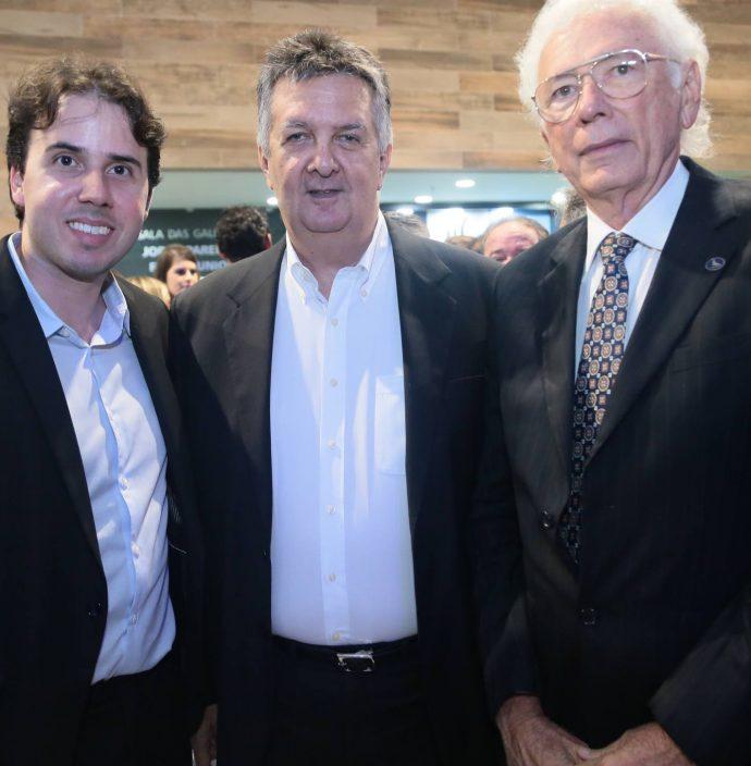 Andre Melo, Joao De Sa E Marcelo Montenegro