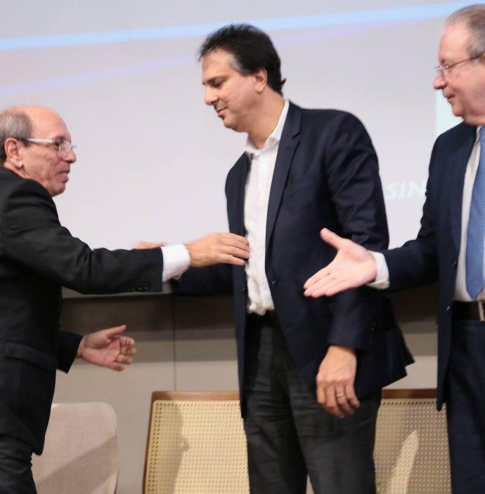 Andre Montenegro, Camilo Santana E Ricardo Cavalcante