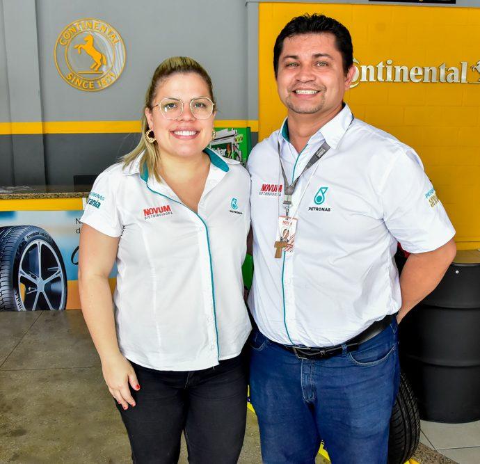 Ane Marinho E Francisco Sousa