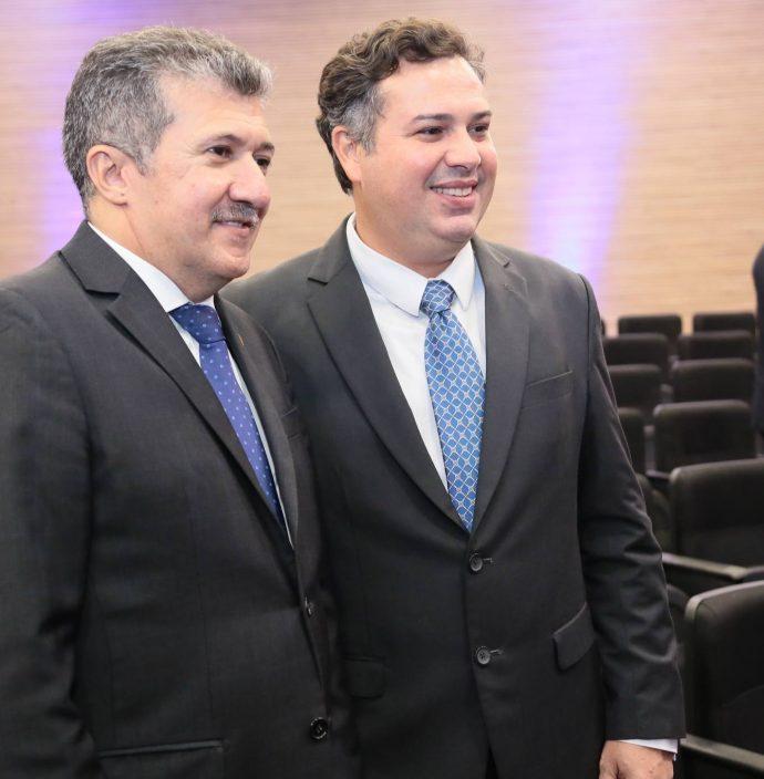 Antonio Henrique E Samuel Dias