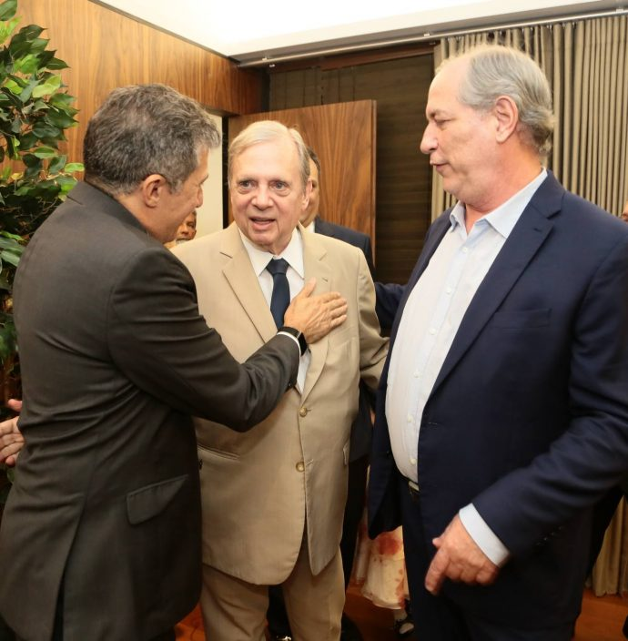 Antonio Henrique, Tasso Jereissati E Ciro Gomes