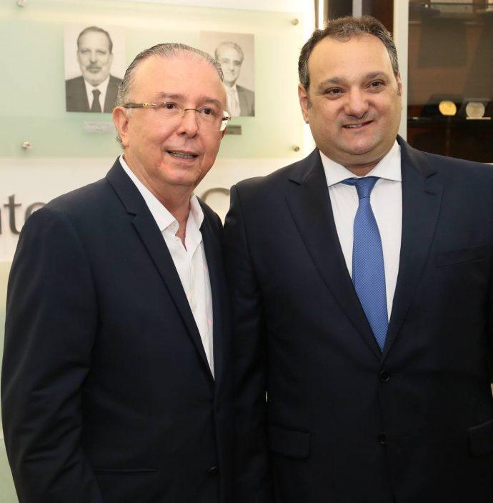 Antonio Jose Mello E Patriolino Dias