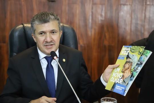 Antônio Henrique quer implantar Plenário Virtual e o E-Cidadania