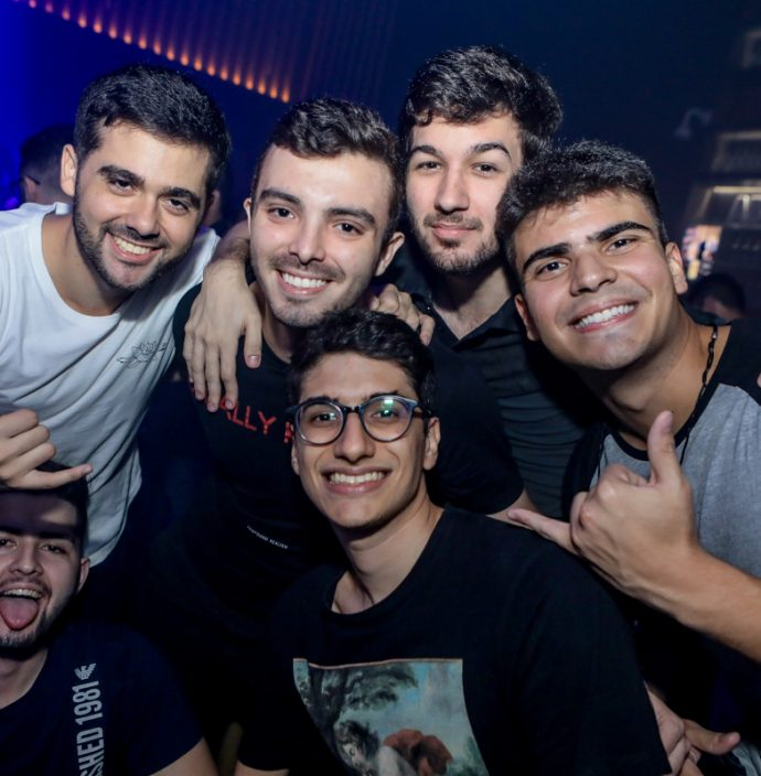 Artur Queiroz, Guilherme Cardoso, Igor Nogueira, Caio Chaves, Leonardo Miranda E Vitor Brasileiro