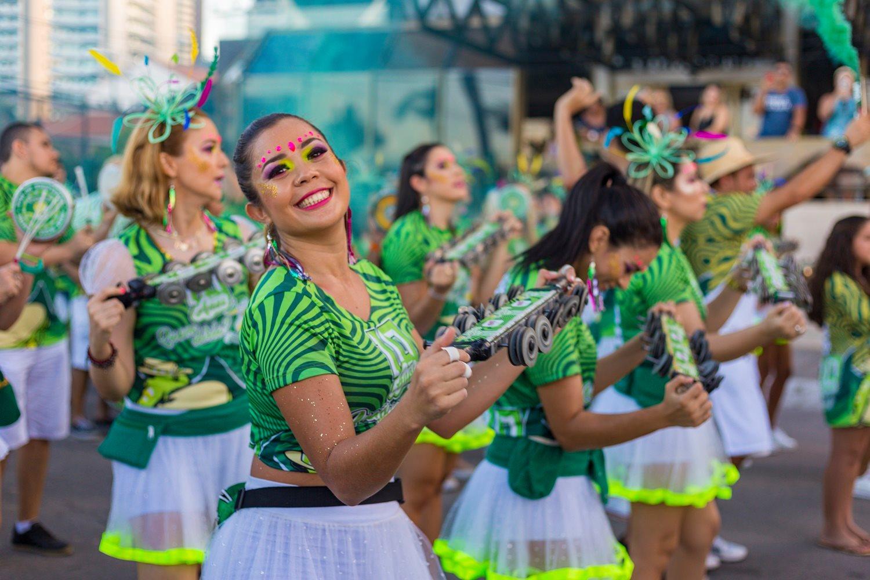 BaianaSystem é o grande destaques do Carnaval de Fortaleza nesta segunda
