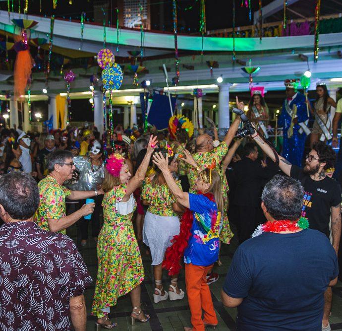 Baile Da Saudade