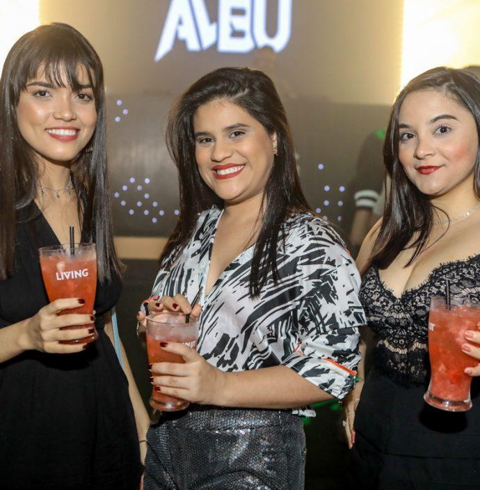 Beatriz Alves, Rafaela Castro E Larissa Evaristo