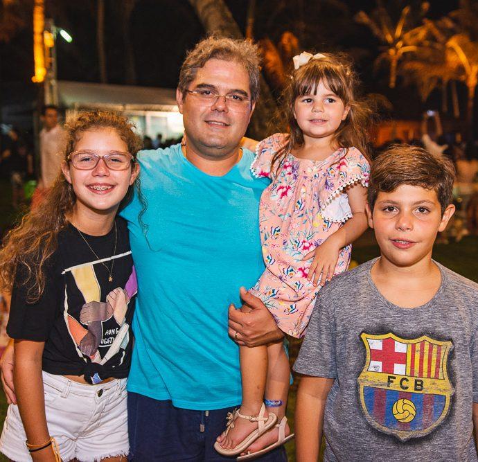 Beatriz, Edson Neto, Julia E Marco Queiroz