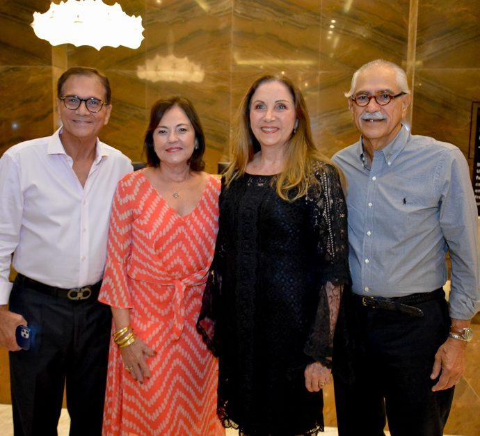 Beto E Ana Maria Studart, Mariana E Roberto Cunha