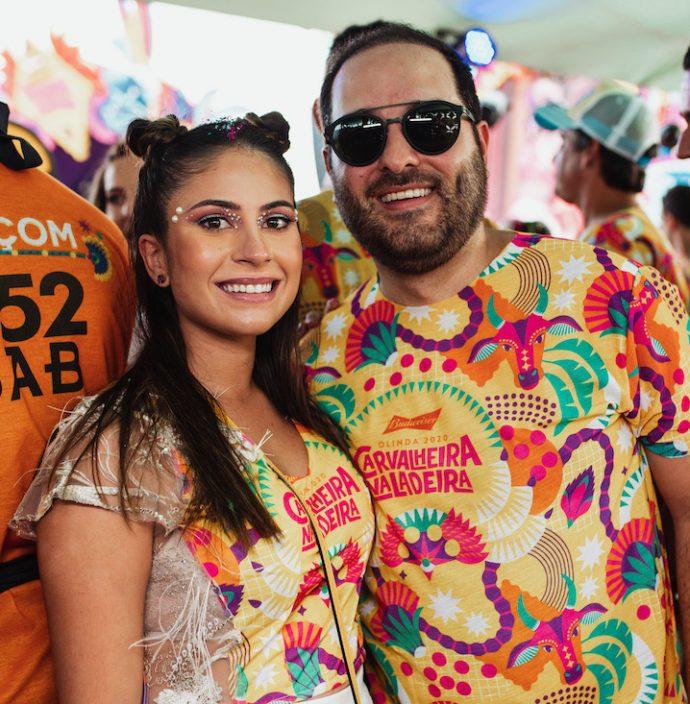Bruna Andrade E Marcelo Kramer