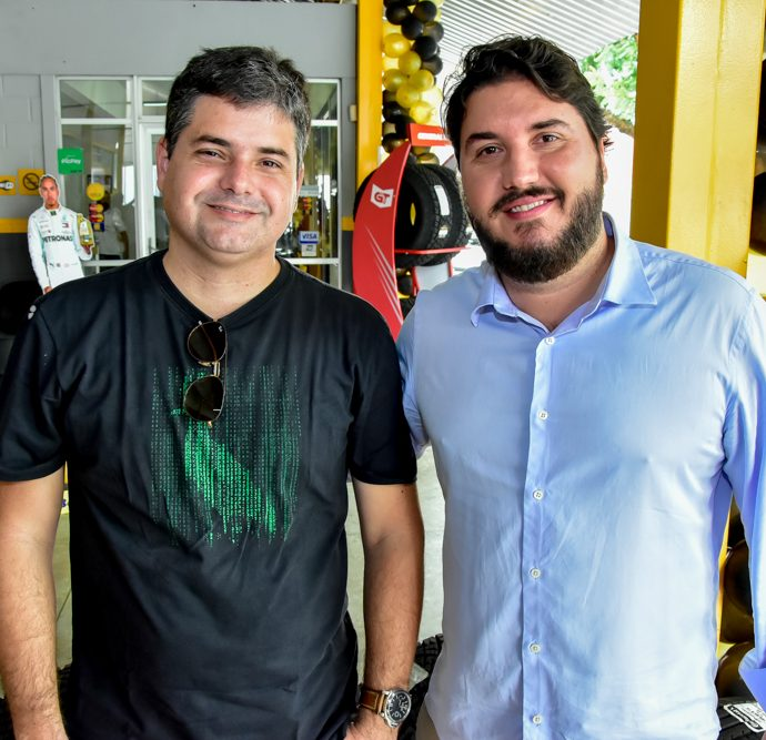 Bruno Pires E Tiago Silva