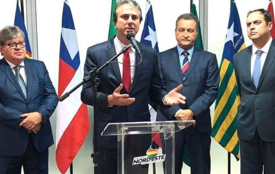 Camilo busca apoio de Dias Toffoli para definir royalties do petróleo