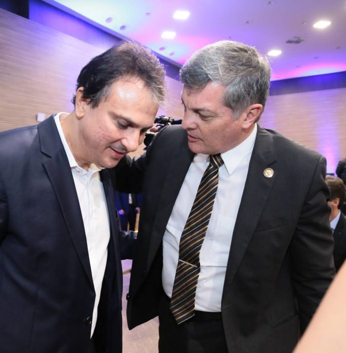 Camilo Santana E Cid Marconi