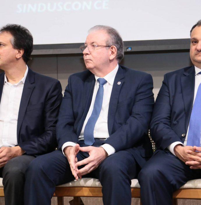 Camilo Santana, Ricardo Cavalcante E Patriolino Dias