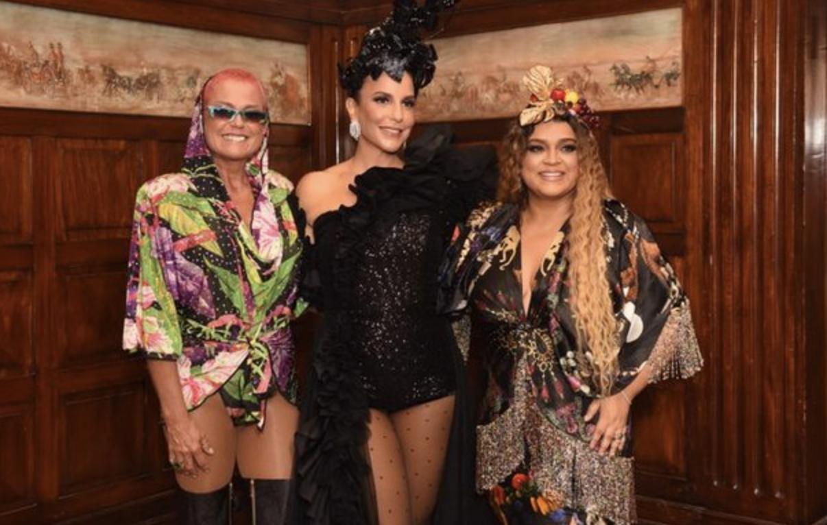 Baile da Vogue 2020 transforma o Copacabana Palace em um verdadeiro caldeirão musical