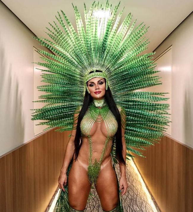 Musas do Carnaval 2020 se destacam por figurinos sem itens de origem animal