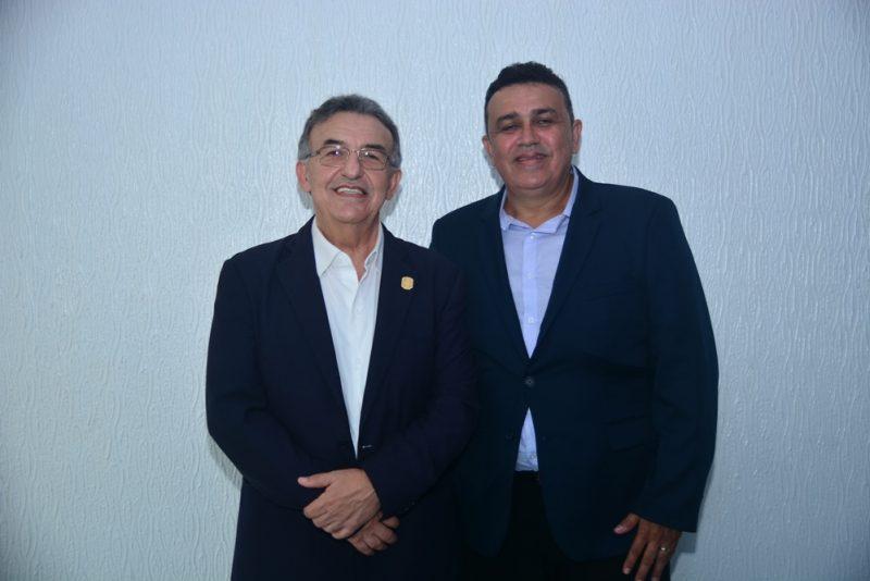 Carlos Brandão E Fernando Carlos Teixeira