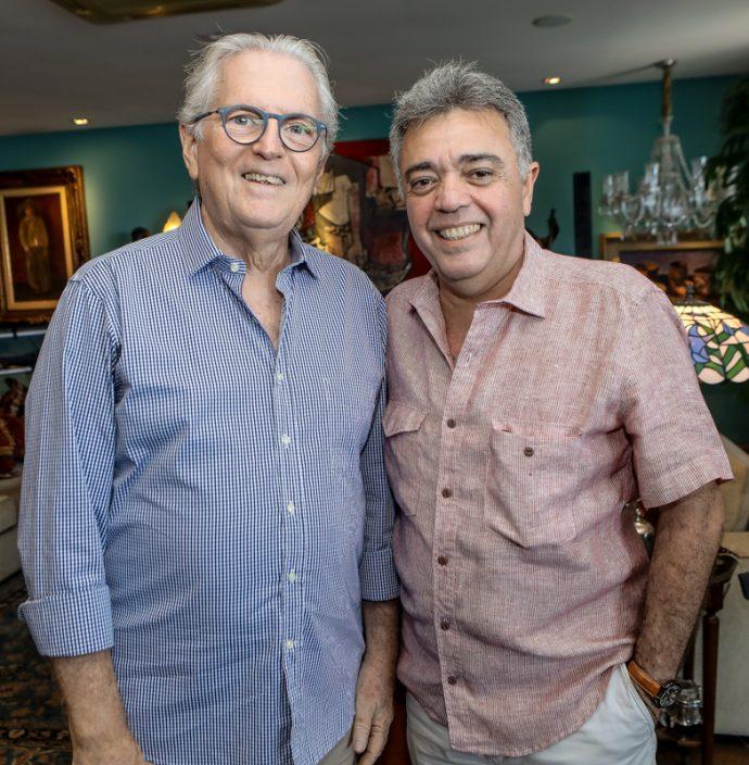 Carlos Castelo Branco E Sergio Esteves